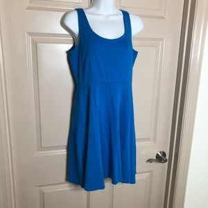 Large New York and Company Blue Dress